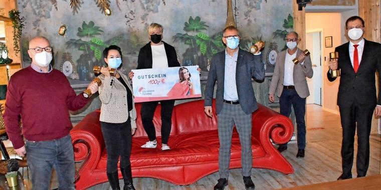 City Initiative präsentiert den Perleberger Einkaufsgutschein